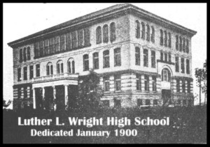 Luther l. Wrighht Hiigh School