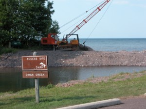 Photos of Little Girl's Point ... Ironwood Township, Michigan